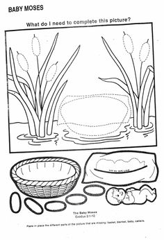 Baby Moses Coloring Page . 30 Baby Moses Coloring Page . Best Baby Moses Bible Coloring Pages – Nicho Preschool Bible Activities, Sunday School Activities, Sunday School Lessons, Sunday School Crafts, Class Activities, Bible Story Crafts, Bible School Crafts, Bible Crafts For Kids, Moses Bible Crafts