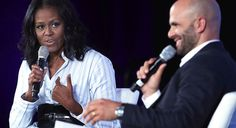 Michelle Obama's nutrition message to Trump: 'Don't play with our children'