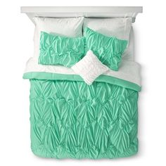 Xhilaration™ Chevron Bed in a Bag with Sheet Set. I'm kinda in love
