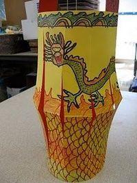 5th Grade Lanterns