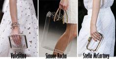 الحقيبة الشفافة ابرز صيحات ربيع 2013