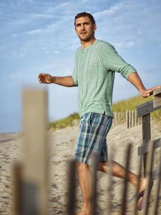 Plan your summer getaway around Tommy Bahama's colorful new collection. | Galleria Dallas | Menswear | Vacation Style | Men's Fashion | Tommy Bahama