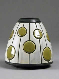 Gregg Rasmusson Ceramics by greggrasmusson on Etsy Pottery Vase, Ceramic Pottery, Thrown Pottery, Slab Pottery, Clay Vase, Ceramic Bowls, Ceramic Artists, Ceramic Painting, Ceramic Glaze Recipes