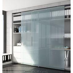 Versatile System with Heavy Duty Mechanism for Large Cabinets. HAWA-Antea 50-80/FS - WEBKIT1010812 - Richelieu Hardware
