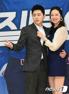 "GHJ for ""Incarnation Of Jealousy"" Jealousy Incarnate, Go Kyung Pyo, Cho Jung Seok, Gong Hyo Jin, Strong Girls, Pride And Prejudice, Happy Endings, K Idols, Korean Actors"