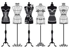 vintage wardrobe sketch - Αναζήτηση Google