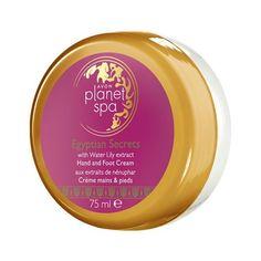 63cd5b1a1d7 Planet Spa Egyptian Secrets Hand and Foot Cream 75 ml - Marika Jäger´s MJH