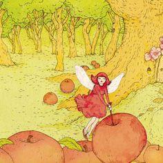Fairy by Maria Nilsson