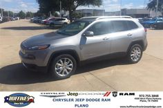 https://flic.kr/p/Md8ZYT | Congratulations  on your #Jeep #Cherokee from Billy Bolding at Huffines Chrysler Jeep Dodge RAM Plano! #NewCar | www.deliverymaxx.com/DealerReviews.aspx?DealerCode=PMMM
