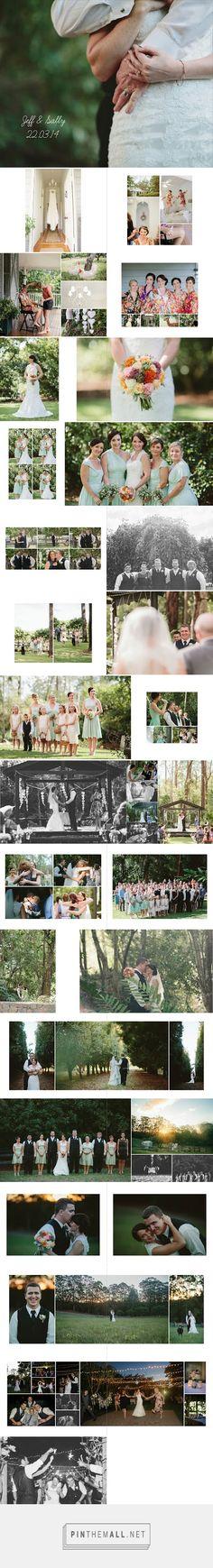 Chocolate Beige Designs: Sally & Jeff's wedding album, images by Rikki Jones.