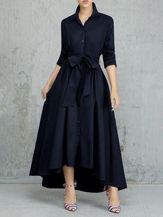 Buy latest fashion dresses for women online, various stylish dresses for your needs, find trendy sexy dresses, casual dresses & more womens dresses with affordable prices. Mode Outfits, Dress Outfits, Fashion Outfits, Dress Fashion, Fashion Fashion, Classy Fashion, Party Fashion, Fall Outfits, Fashion Shoes