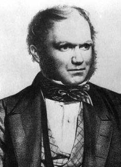 Charles Darwin age 29