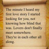 Rumi lovers don meet