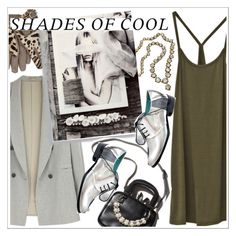 """""""Ana Popovic shoes"""" by teoecar ❤ liked on Polyvore featuring Valentino"""