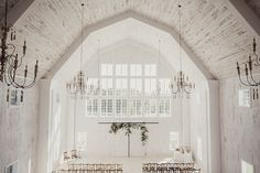 Rustic Elegant Wedding at The White Sparrow Barn in Texas. Photographed by Shaun Menary, Maggie Sottero Wedding Dress, Dahlias and Eucalyptus, White Decor White Sparrow Barn, White Barn, Rustic White, Rustic Barn, Modern Wedding Flowers, Elegant Wedding, Rustic Wedding, Destination Wedding, Wedding Venues