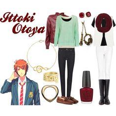 Casual cosplay  Otoya Ittoki (Uta no Prince-sama)