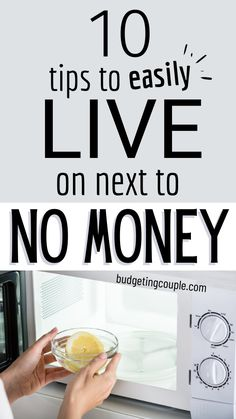 It's simpler to live on nothing when you tackle the task with strategy. Check out these frugal-living hacks to decrease your expenses without much effort on your end. The less you spend, the more money that goes into your savings account and pays down your debt. Budgeting Couple | Budgeting Couple Blog | BudgetingCouple.com Ways To Save Money, Money Tips, Money Saving Tips, Saving Ideas, Frugal Living Tips, Frugal Tips, Budgeting Finances, Budgeting Tips, Financial Budget