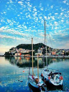 Giresun Harbor,Turkey  / By Esat Ferruh Gürsel
