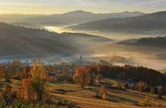 Autumn in the Beskids   POLAND   Beskidy