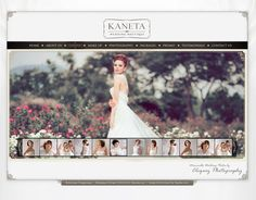 Kaneta Bridal on the Behance Network
