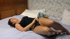 model nika in bed (11) by dek1
