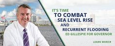 Sea level rise is a priority to the people of Virginia. As Governor of the Commonwealth, I will take action. via Ed GillespieVerified account @EdWGillespie