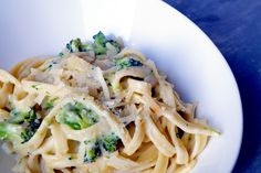 Fettuccine Alfredo | Cooking Italy