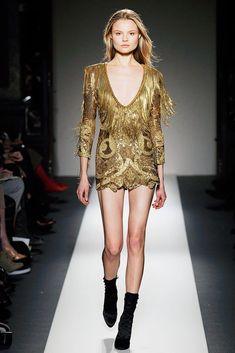Balmain Fall 2010 Ready-to-Wear Fashion Show - Magdalena Frackowiak