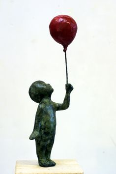 Royal British Society of Sculptors Member - Alison Bell Sculpture - Wee Souls
