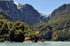 Laguna Ventisquero - Parque Nacional Queulat - Patagonia Chilena