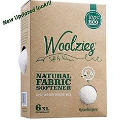 Amazon.com  Woolzies, the Original Highest Quality Wool Dryer Balls Set of  6 Xl,Best Natural Fabric Softener, Gift Set  Health   Personal Care 02eac9383a99