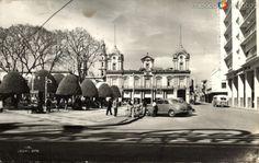 Centro d Leon antiguo.