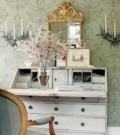 Build a top for a dresser to make it into a desk
