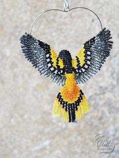 Baltimore Oriole ornamento Suncatcher dell'uccello