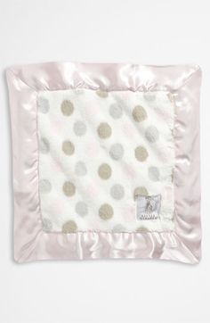 Little Giraffe 'Luxe Dot' Blanky available at #Nordstrom