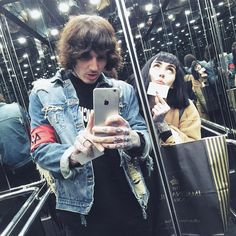 Oliver Sykes and Hannah Pixie Sykes