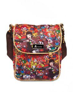 The Giant Peach - tokidoki - Circus Flap Crossbody Bag, $64.00 (http://www.thegiantpeach.com/tokidoki-circus-flap-crossbody-bag/)