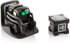 9 great no-screen tech & STEM toys for kids of all ages: Ankis Vector robot is so fun...and educational! More: CoolMomTech.com Tech gifts for kids | building gifts | maker gifts | gifts for teens| geeky gifts | affordable holiday gifts | STEM gifts | educational tech | gifts for teens | christmas gifts | Hanukkah gifts #techgifts #techtoys #educationalgifts #coolgiftsforkids