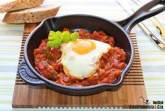 Recetas con salsa de tomate para el Lunes sin carne