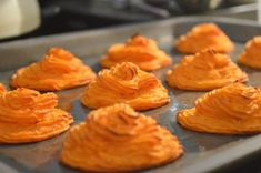 Duchess Sweet Potatoes - Powered by @ultimaterecipe