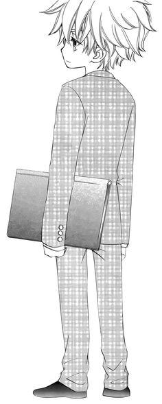 Usui Takumi Child - Render (Manga) by SlashLi on DeviantArt Tsundere, Manga Love, I Love Anime, Cute Anime Boy, Anime Guys, Best Romantic Comedy Anime, Usui Takumi, Kaichou Wa Maid Sama, Shoujo
