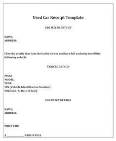 Acknowledgment Receipt Letter  Receipt Of Acknowledgement For
