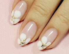 flower nail so cute