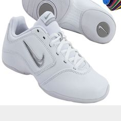 Nike cheer shoes Nike cheer shoes perfect for practice. Nike Shoes Sneakers