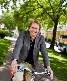 Frits Lintmeijer, deputy mayor of Utrecht
