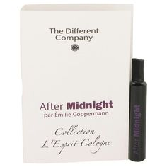 JUST IN: After Midnight by.... SHOP NOW! http://www.zapova.com/products/after-midnight-by-the-different-company-vial-sample-04-oz?utm_campaign=social_autopilot&utm_source=pin&utm_medium=pin
