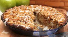 Cinnamon Roll, Apple Pie Mash Up