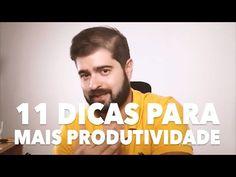 11 dicas para ser mais produtivo - YouTube