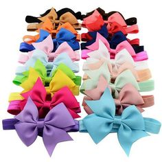 Daily Special Cute Bow Headband Toddler/Infant