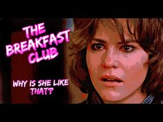 The Breakfast Club | What Makes Allison Behave So Strange? (Analysis By Professional Therapist) - YouTube Pushing People Away, Fan Poster, Teen Movies, The Breakfast Club, She Likes, Emotional Healing, Life Lessons, Fan Art, Elizabeth Taylor